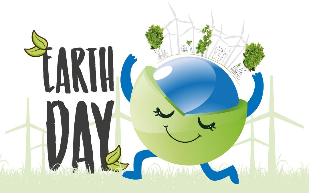 """""""Gemeinsam für eine bessere Zukunft."""" – Happy Earth Day!"""